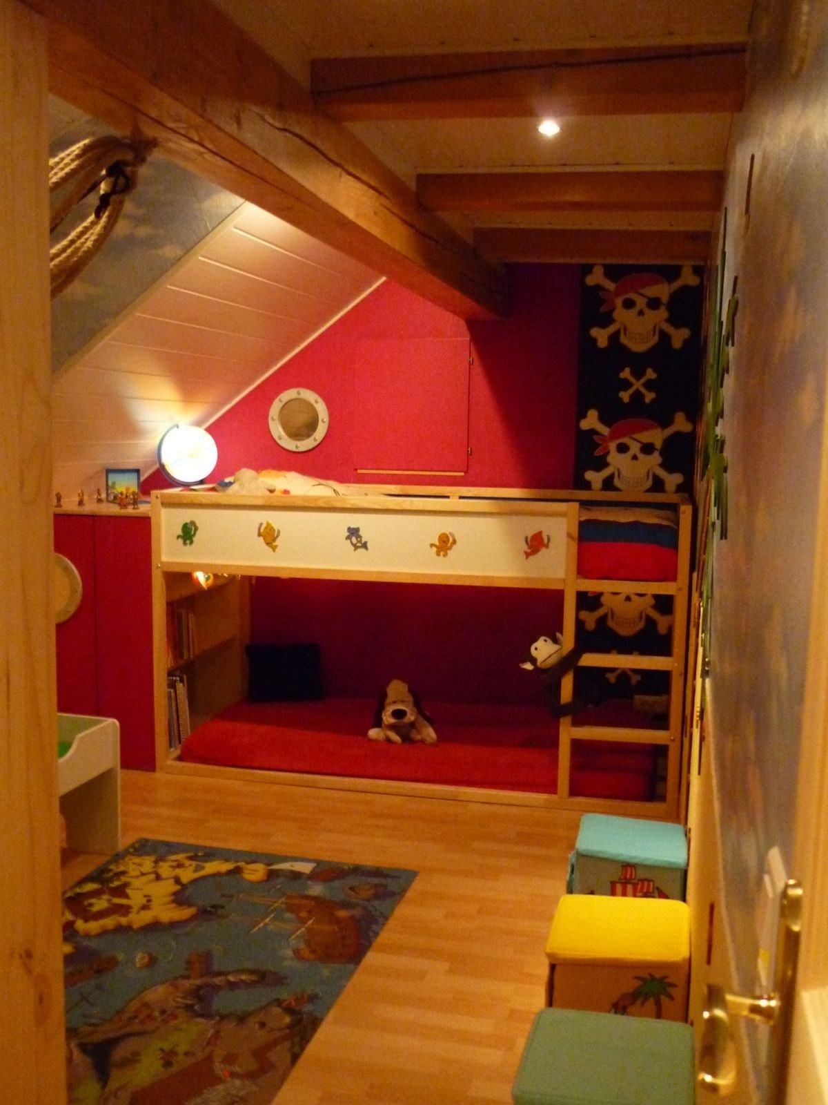 Bienvenue deco chambre enfant for Decoration chambre garcon 4 ans